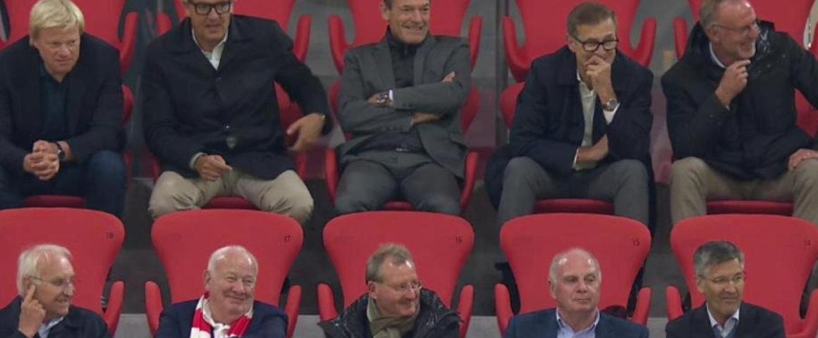 Führungsriege FC Bayern