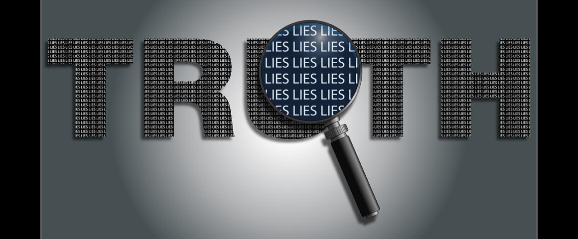 Wahrheit-Lüge