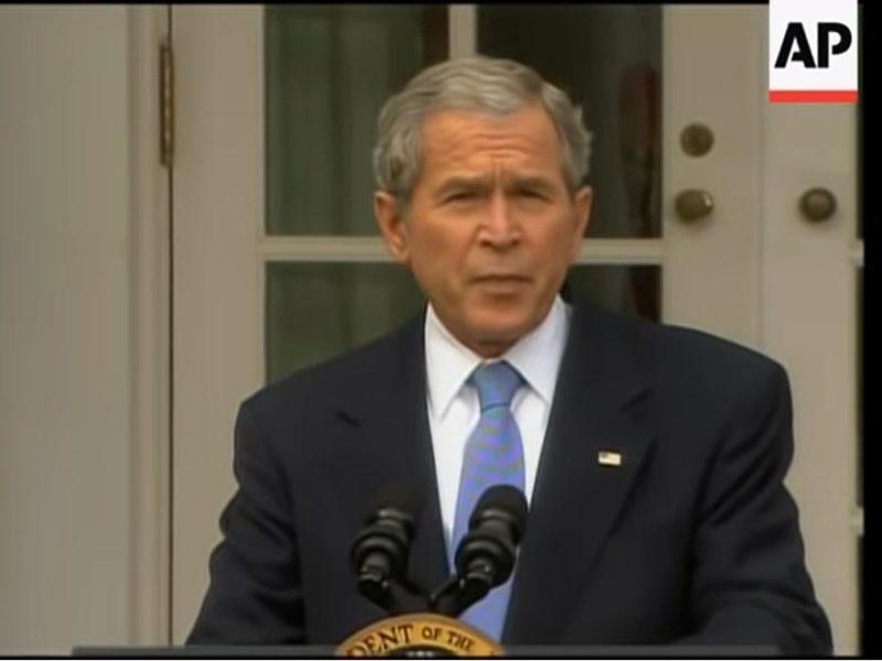 George W. Bush 2008