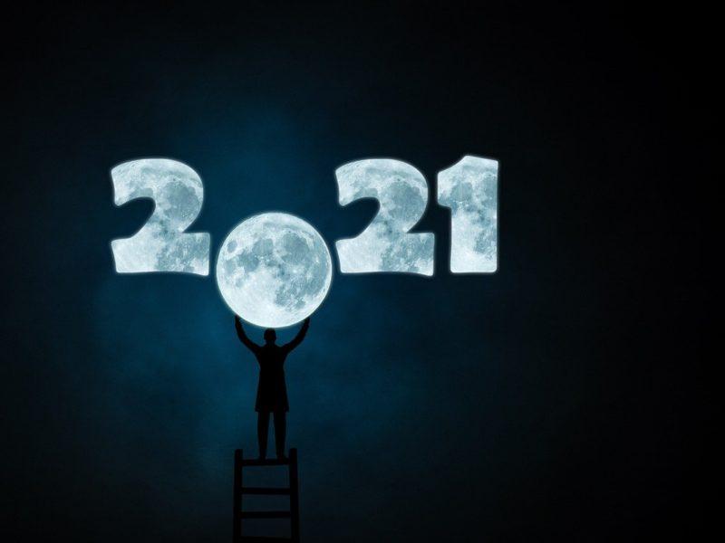 Jahr 2021