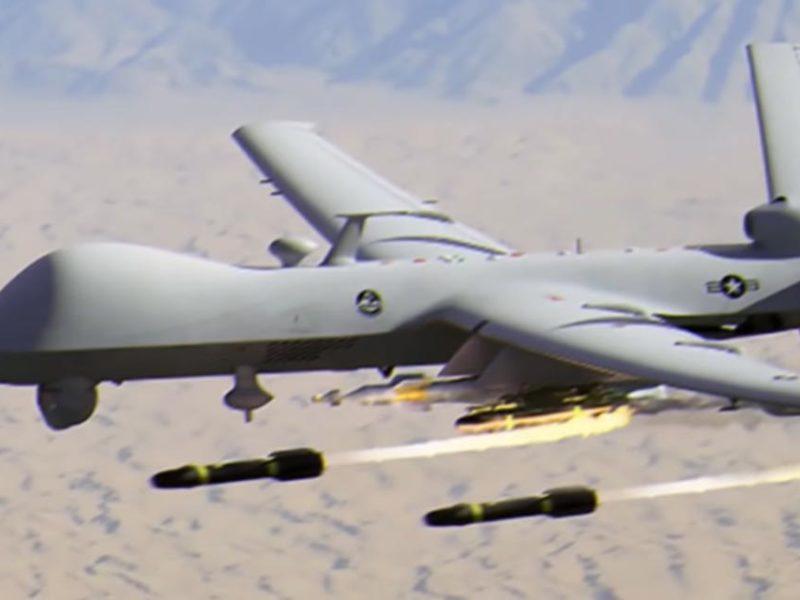 Bewaffnete Drohne MQ-9 Reaper