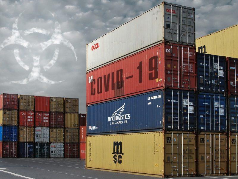 Wirtschaft unter Corona - Symbolbild