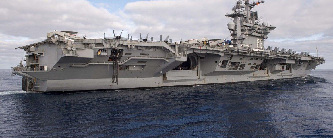 Flugzeugträger USS Nimitz