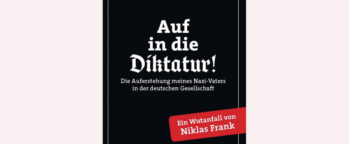 Buchtitel Auf in die Diktatur