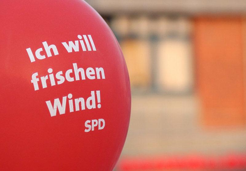 Kampagnenbild SPD