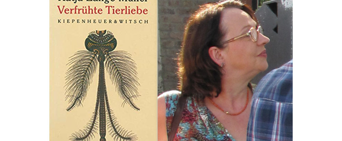 Buchtitel und Katja Lange-Müller