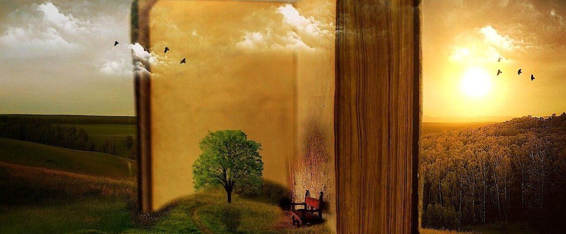 Magie des Lesens - Symbolbild