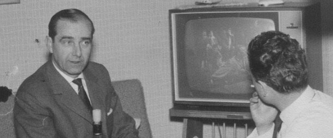 Fernsehgerät 1961