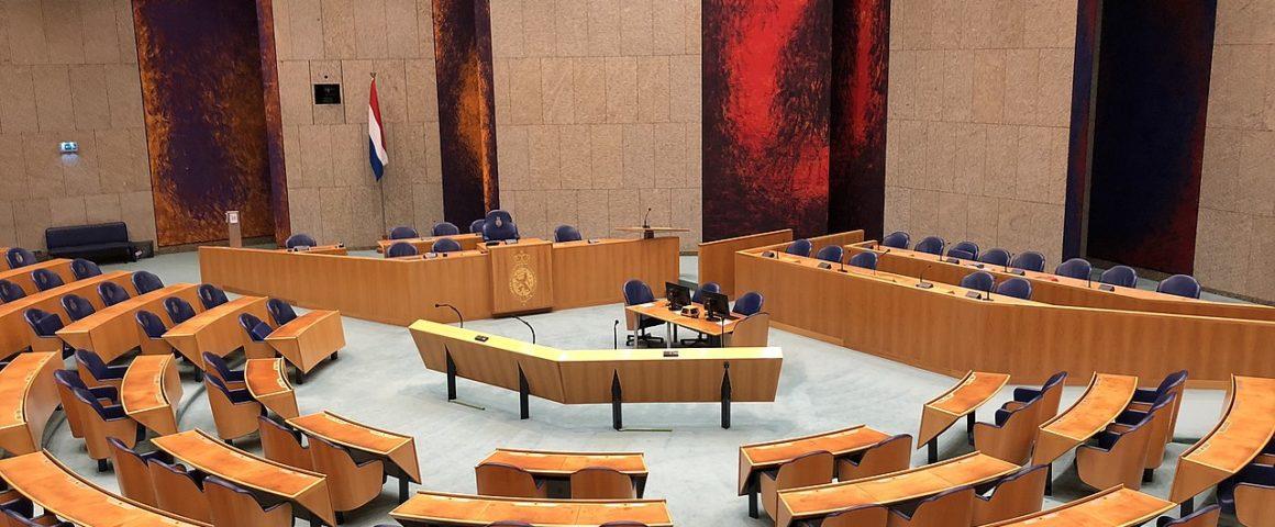 Parmamet Niederlande, Sitzungssaal der zweiten Kammer