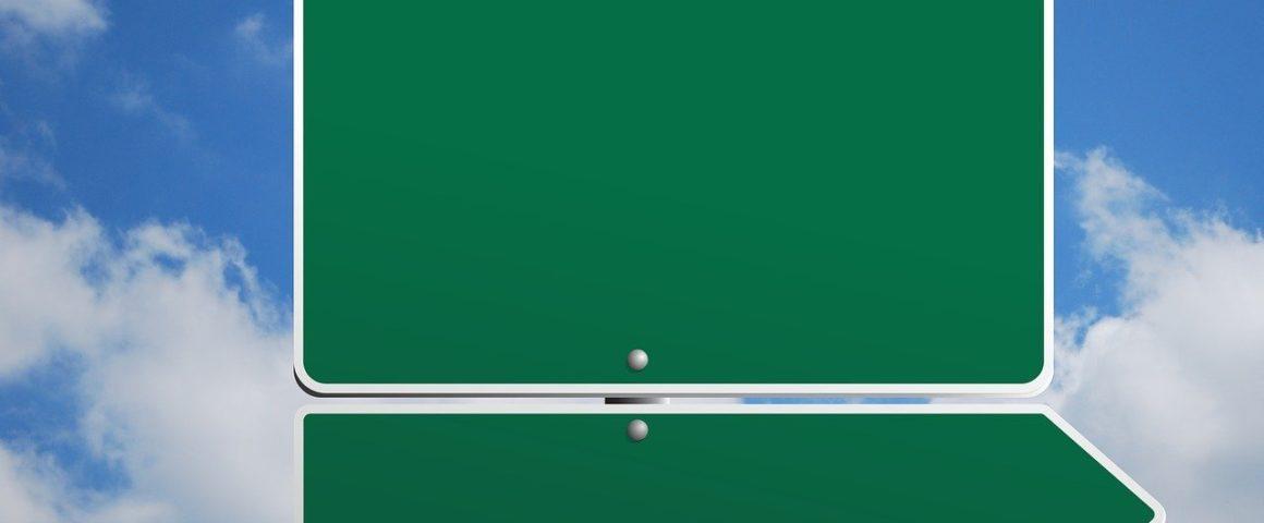 Grüne Wahlwerbung - Symbolbild