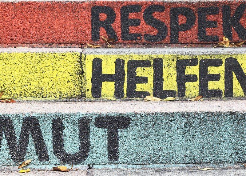 Respekt - Graffiti