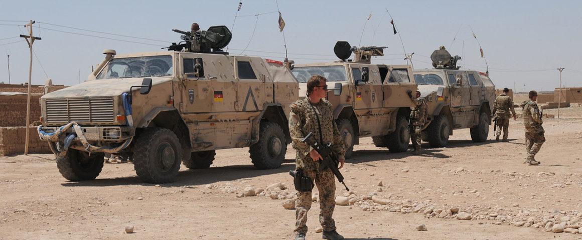 Deutsche Bundeswehrsoldaten in Afghanistan