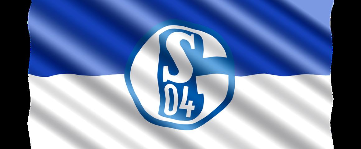 Schalke 04 Flagge