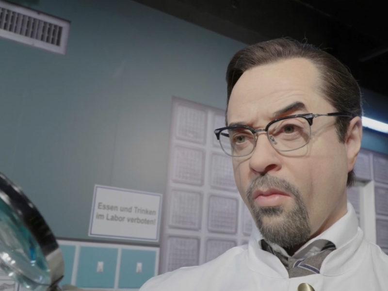 Prof. Börne - ARD Tatort
