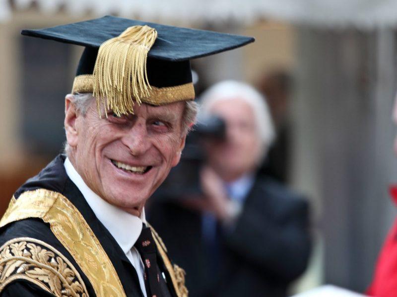 Prince Philip 2009