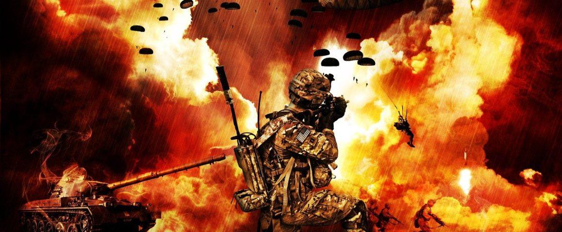 Symbolbild Krieg