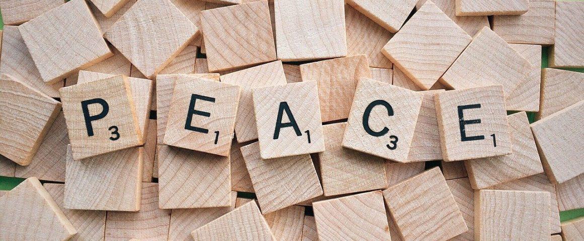 "Letramix ""PEACE"""