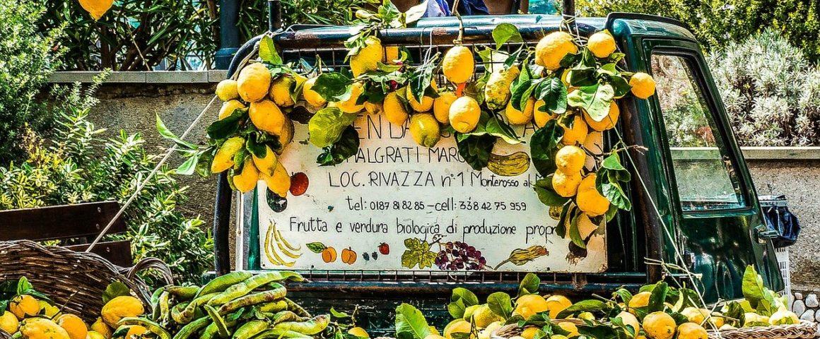 Italien, Zitronen