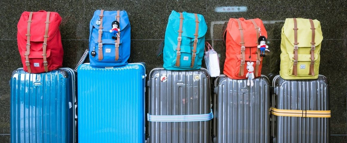 Gepäckstücke