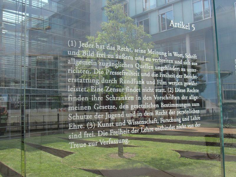 Art. 5 Grundgesetz