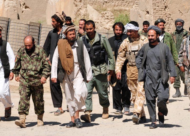 Taliban-Kämpfer