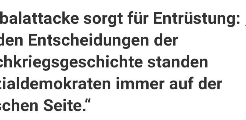 Kritik am Zitat von Armin Laschet