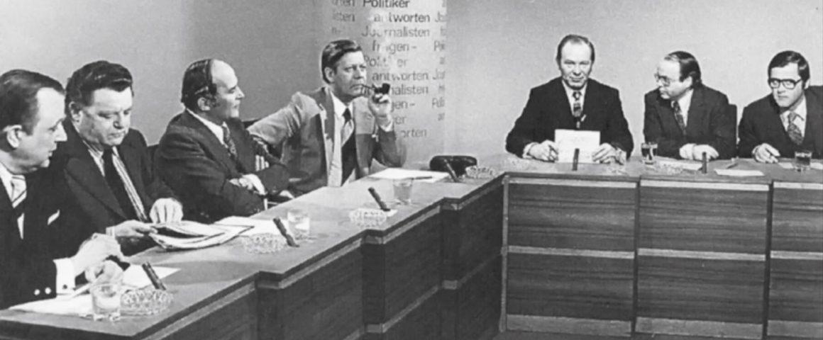 Fernsehdebatte 1969