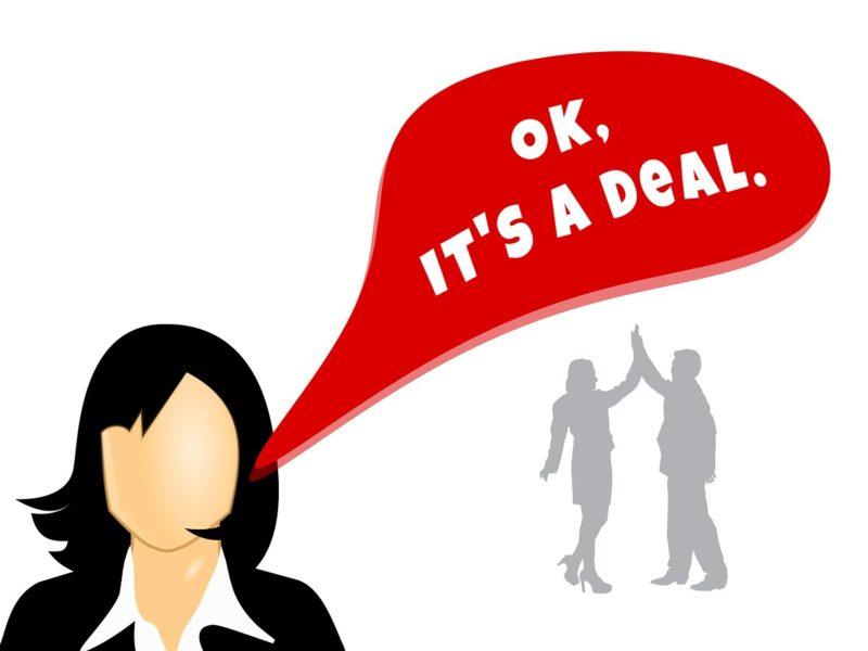 Deal - Symbolbild