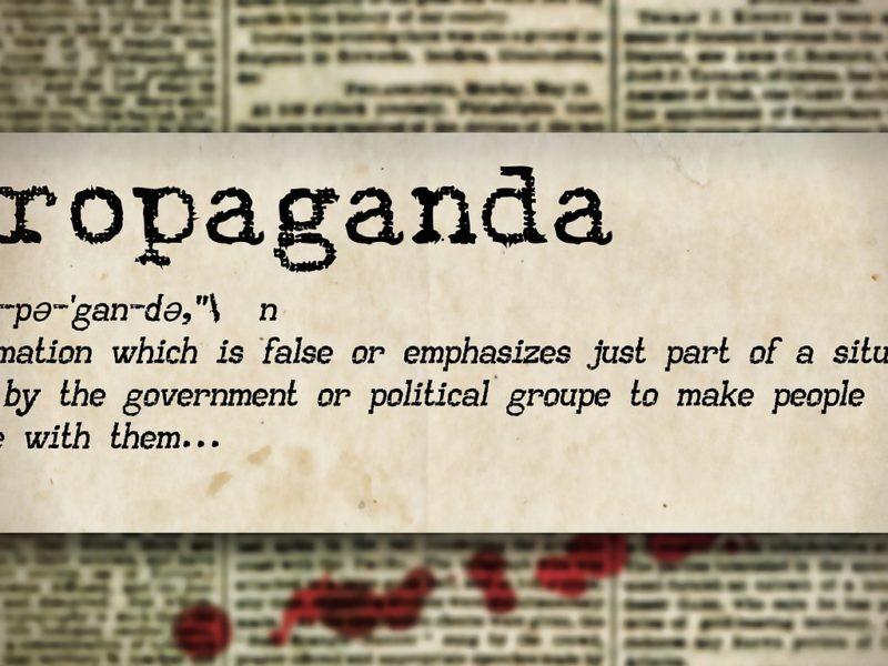"""Definition """"Propaganda"""""""