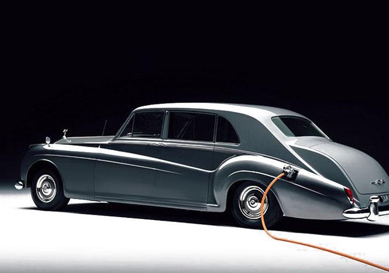 Rolls Royce elektrisch